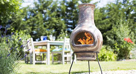 Chiminea Fire-pit Curing and Care Advice
