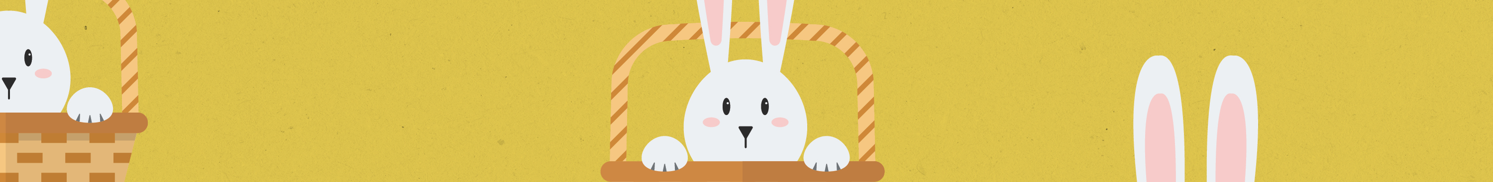 In-store Easter Bunny Hunt