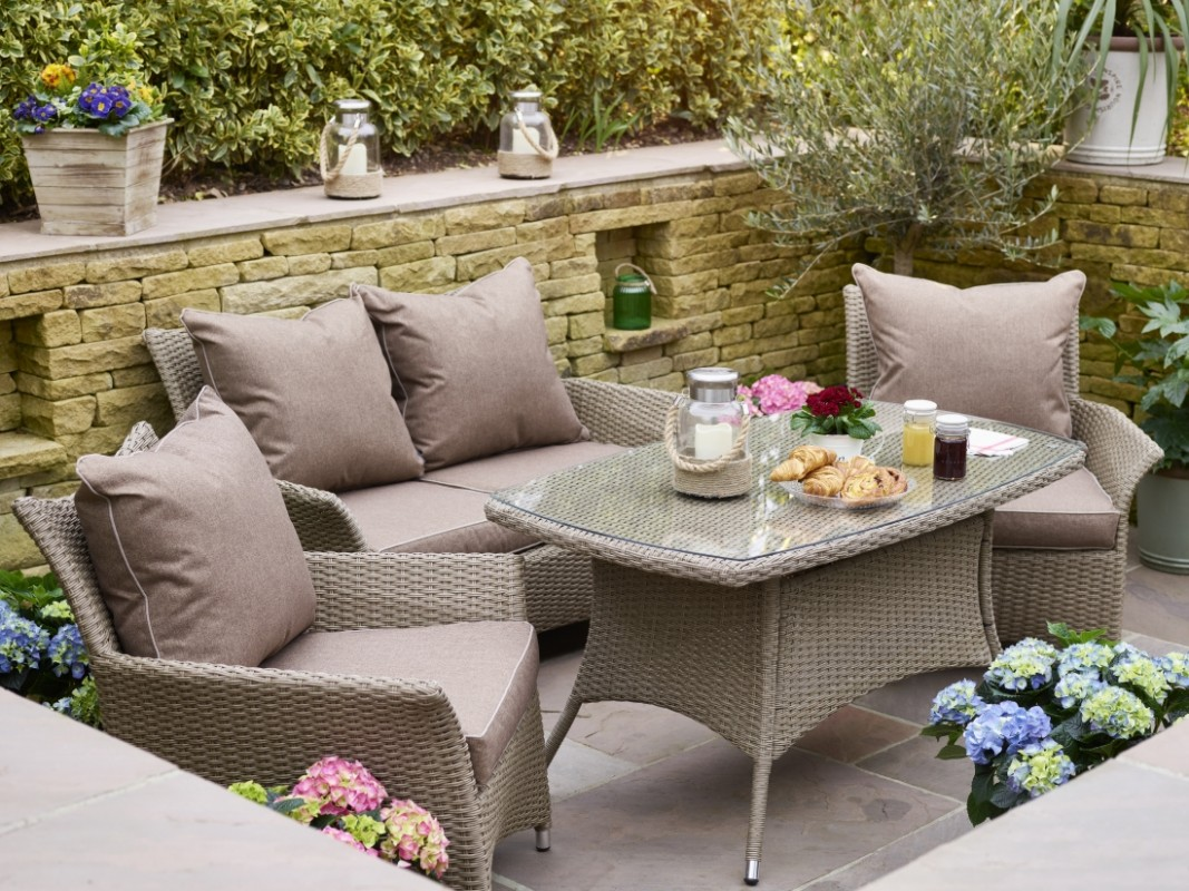 Lounge And Sofa Sets Garden Furniture
