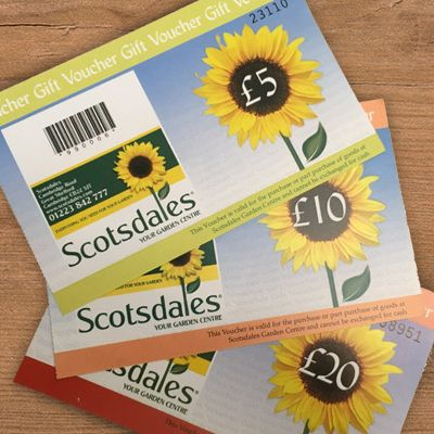 Scotsdales Vouchers