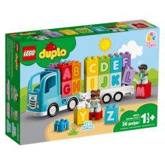 Alphabet Truck - LEGO