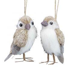 BRISTLE BIRD 9CM
