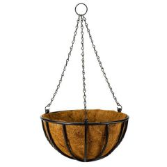 "Forge Hanging Basket 16"" - Smart Garden"