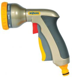 Hozelock Multi Plus Spray Gun Metal