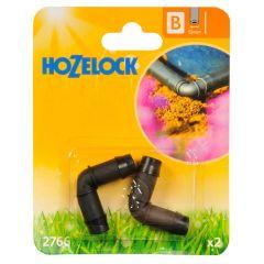Hozelock 13mm Elbow Connector