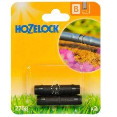 Hozelock 13mm Straight Connector