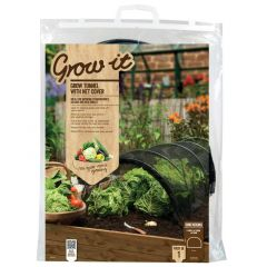 Gardman Grow Tunnel with Net Cover