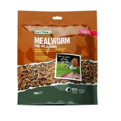 Gardman Mealworm 100g