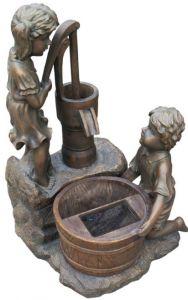 Smart Solar Water Pump Fountain