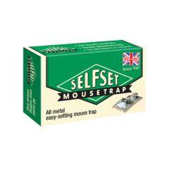 SelfSet Mouse Trap