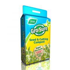 Gro-Sure® Seed & Cutting Compost - 10L