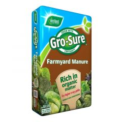 Gro-Sure® Farmyard Manure - 50L
