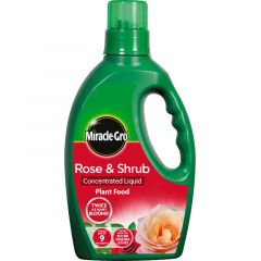 Miracle-Gro Rose & Shrub 1L