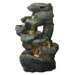 Kelkay Rugged Rocks