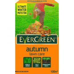 Evergreen® Autumn Lawn Care - 100sqm