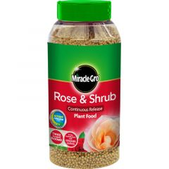 Miracle-Gro Rose & Shrub 1kg