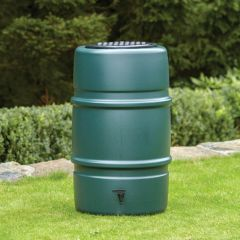 227LTR Harcostar Water Butt includes Tap & Child Safety Lid