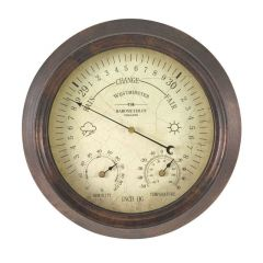 Westminster Barometer .& Thermometer