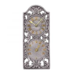 Westminster Wall Clock & Thermometer