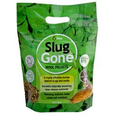 Vitax Slug Gone Wool Pellets 3.5 Litre