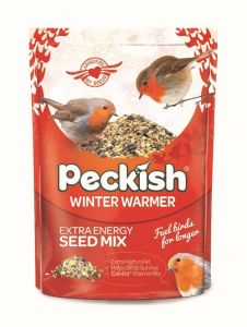 Peckish Winter Warmer 1.7Kg