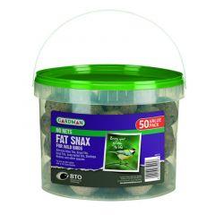 Gardman Fat Snax 50 Tub