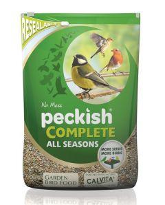 Peckish Complete 12.75Kg
