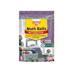 Zero In Moth Balls - 10 Pack