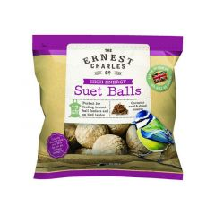 The Ernest Charles Co. High Energy Suet Balls 12 Pack