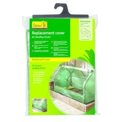 Gardman Replacement Cover for Seedling Cloche