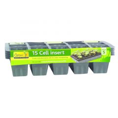 Gardman 15 Cell Insert (5 Pack)