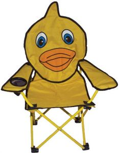 Quest Childrens Duck Fun Folding Chair