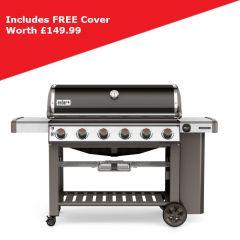 Weber Genesis® II E-610™ Gbs™ - Black plus F.O.C Cover