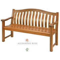 Alexander Rose Cornis Turnberry Bench 5ft