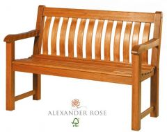 Alexander Rose Cornis St George Bench 4ft