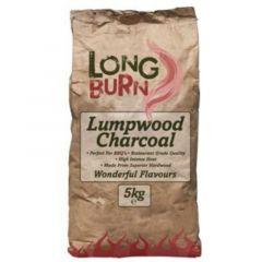 Longburn Lumpwood Charcoal - 5kg