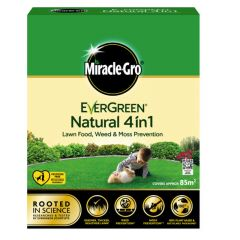 Miracle-Gro Natural 4IN1 85m2