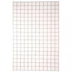WeldMesh Panel - 50 mm x 50 mm Mesh 0.6 x 0.9m PVC coated - Smart Garden
