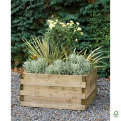 Forest Caledonian Raised Bed 90 x 90cm