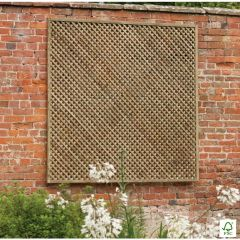 Forest Wisley Lattice 180 x 180cm