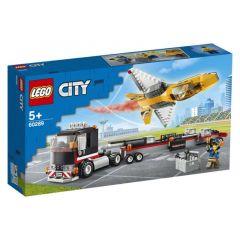 Airshow Jet Transporter - LEGO