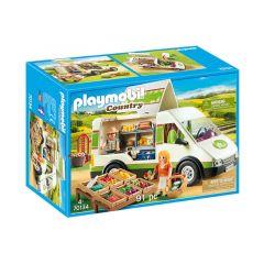 Country: Mobile Farm Market - Playmobil
