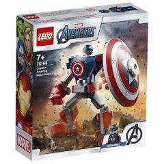 Captain America Mech Armour- LEGO