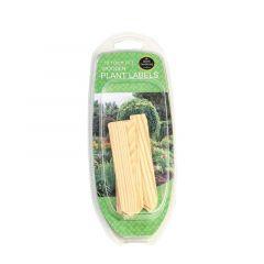 "Garland 10cm (4"") Wooden Plant Labels (10)"