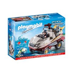 City Action: Amphibious Truck - Playmobil