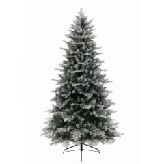 Kaemingk Everlands 7ft Frosted Vermont Spruce Tree