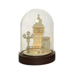 Kaemingk LED London Scenery Warm White 5L 12.5cm x 18cm