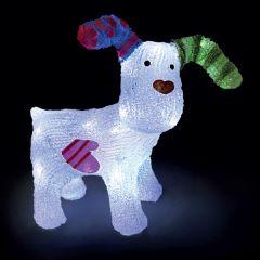 B/o Acrylic LED The Snowdog