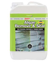 EASY Care Algae Remove & Seal for Timber 3L - Azpects