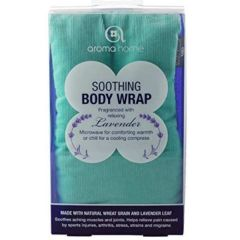 Turquoise Body Wrap Boxed - Aroma Home